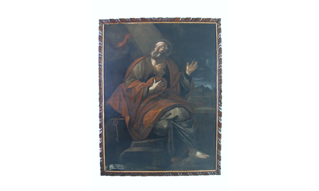 dipinti-San-Pietro - Albergo dei Poveri Genova