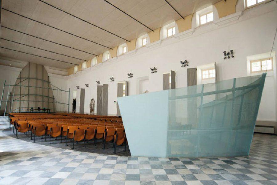 news_aulamagna - Albergo dei Poveri Genova