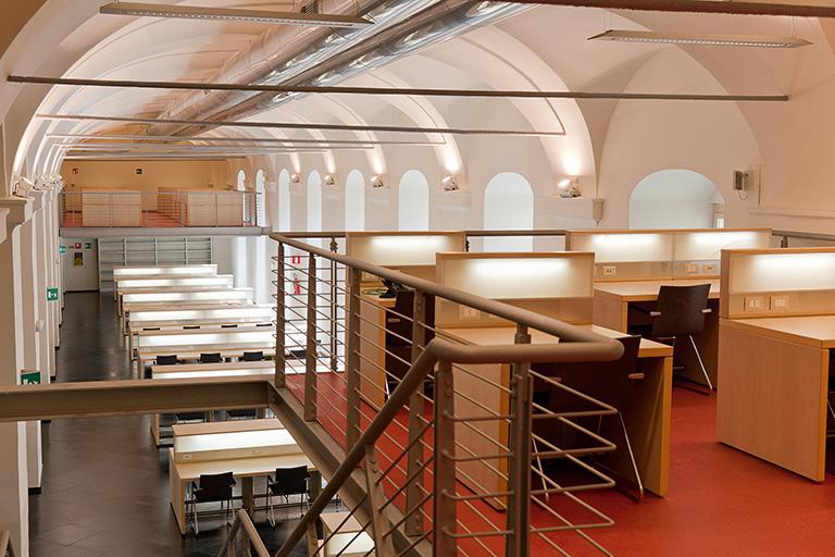 Università di Genova e Albergo dei Poveri