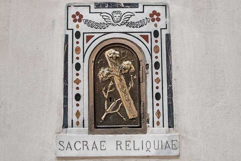 sacrae reliquiae