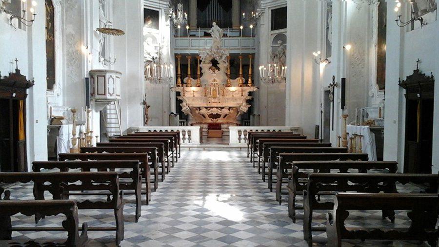 Chiesa dell' Albergo dei Poveri