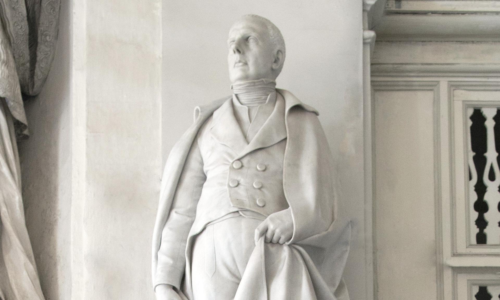 statue_alexandro-pallavicino - Albergo dei Poveri Genova