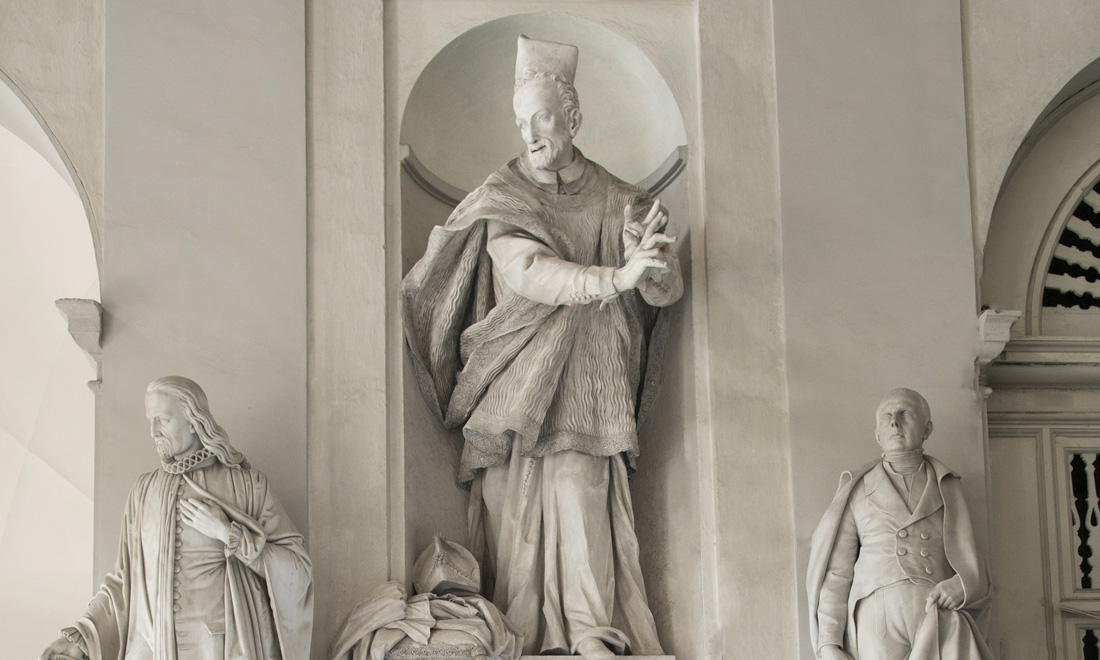 statue_antonio-julio-brignole-sale_02 - Albergo dei Poveri Genova