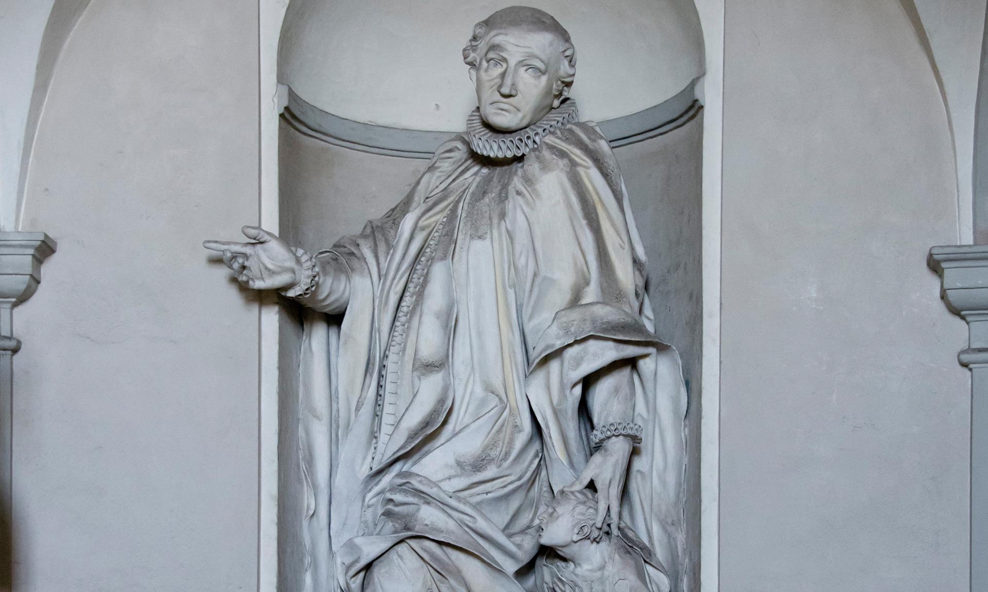 statue_ettore-vernazza_01 - Albergo dei Poveri Genova