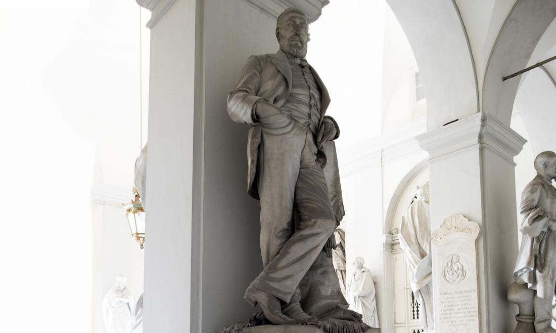 statue_giovanni-battista-dentone_04 - Albergo dei Poveri Genova