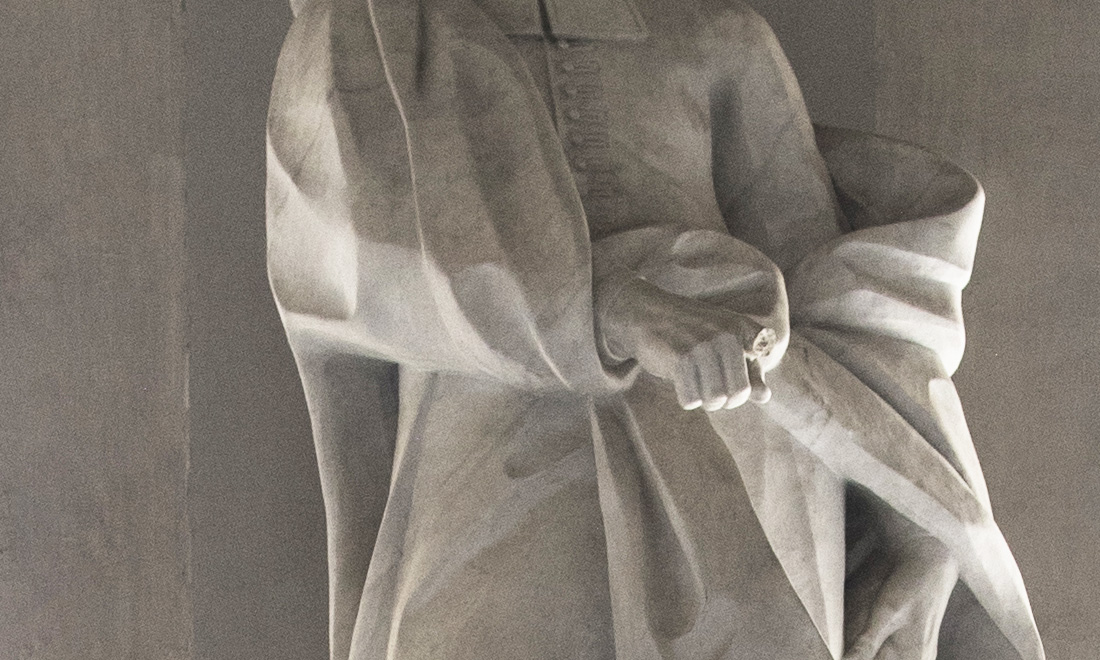 statue_ianni-lucae-spinulae-abbati_04 - Albergo dei Poveri Genova