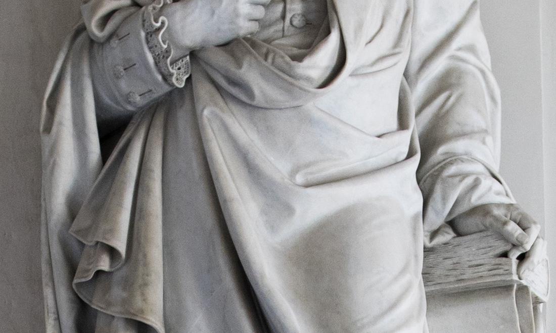 statue_ioan-francisci-spinulae_03 - Albergo dei Poveri Genova