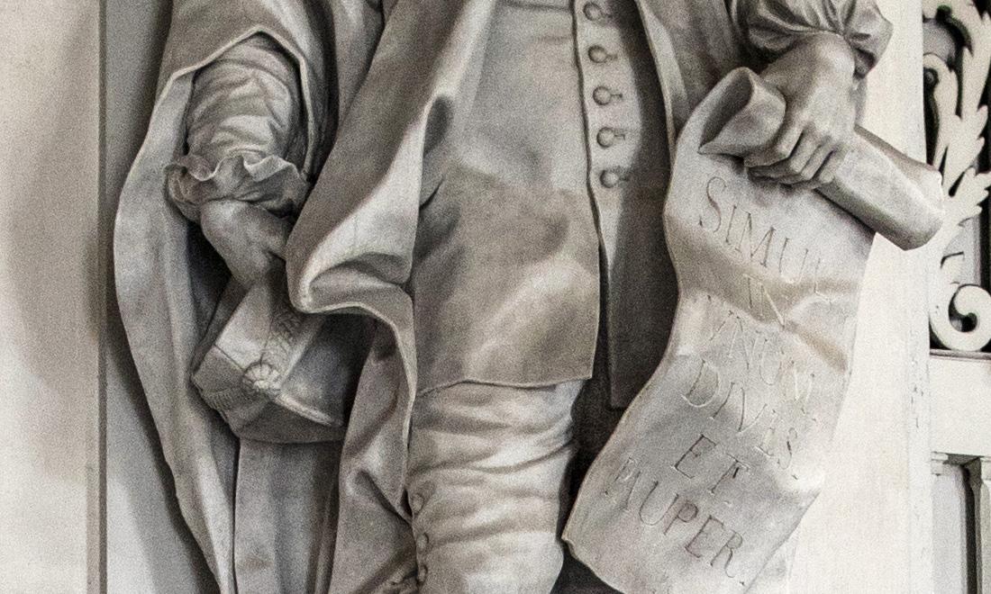 statue_ioanni-dominico-spinulae_04 - Albergo dei Poveri Genova
