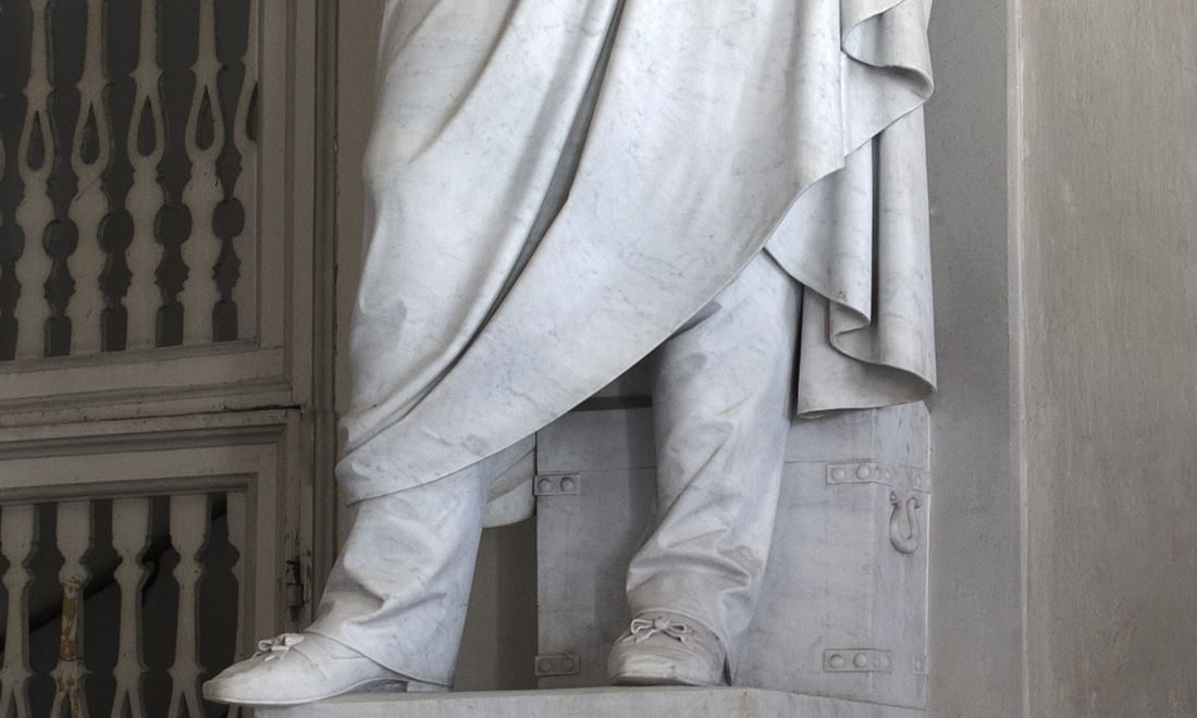statue_iosephi-puti_02 - Albergo dei Poveri Genova