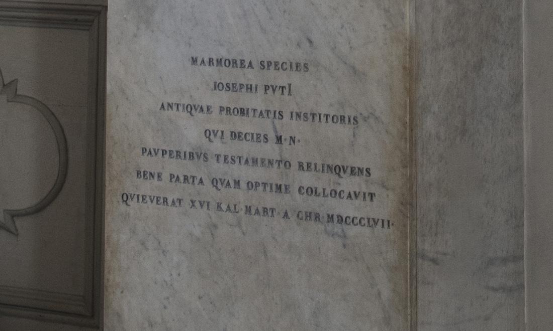 statue_iosephi-puti_03 - Albergo dei Poveri Genova
