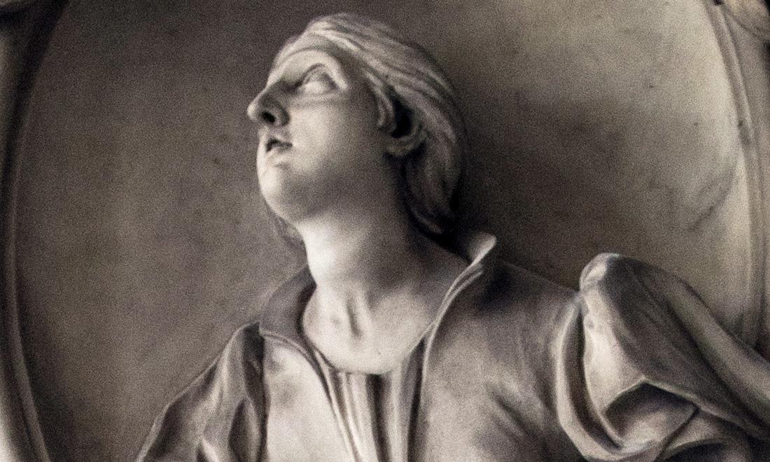 statue_lavinia-centuriona-grimaldae_04 - Albergo dei Poveri Genova