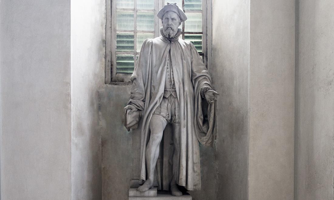 statue_petro-gentili-oberti-filio_04 - Albergo dei Poveri Genova