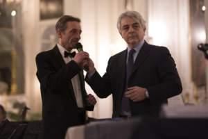 Tarcisio Mazzeo di Tgr modera la presentazione del libro su Emanuele Brignole e l'Albergo dei Poveri a Genova