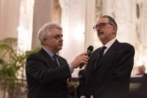 Giorgio Guerrello all' Albergo dei Poveri di Genova