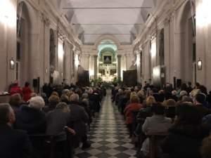 partecipanti alla presentazione del libro su Emanuele Brignole e l'Albergo dei Poveri di Genova